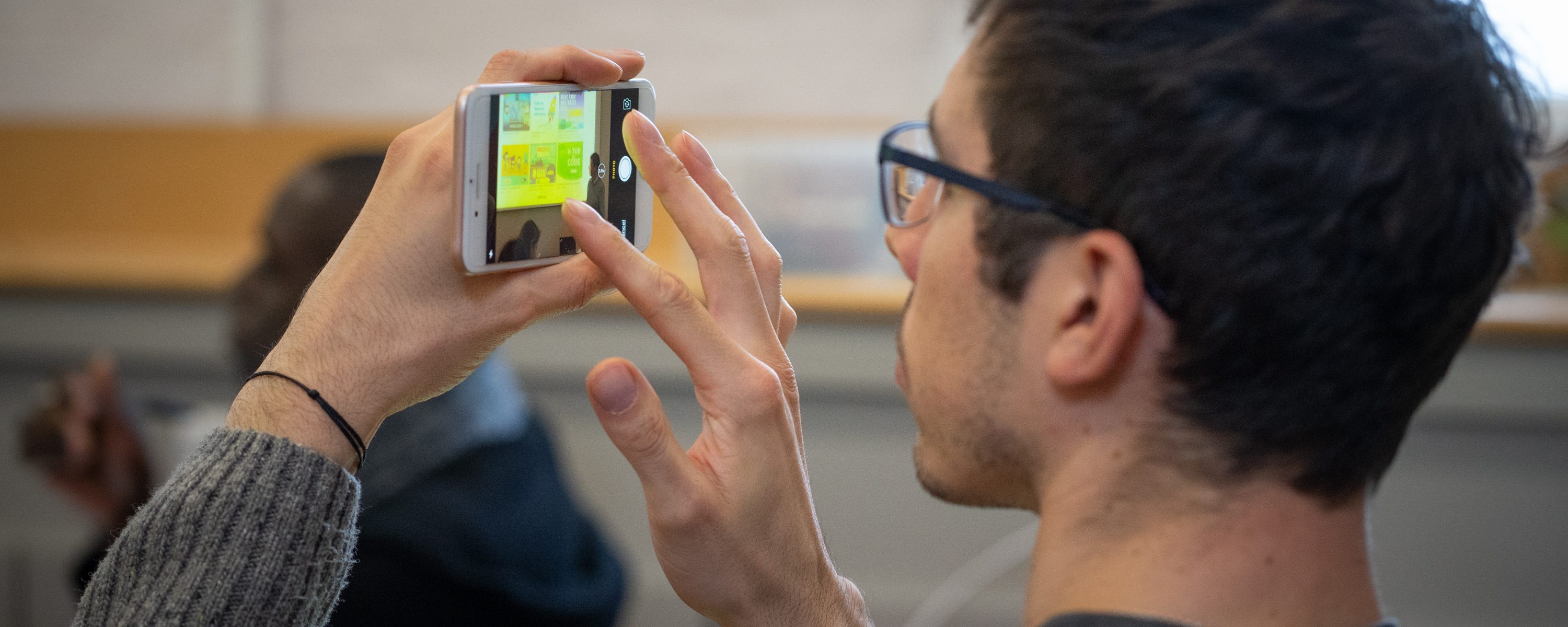 Film making with mobile devices, a short course for educators